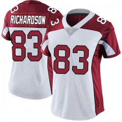 A.J. Richardson Arizona Cardinals Women's Limited Vapor Untouchable Nike Jersey - White