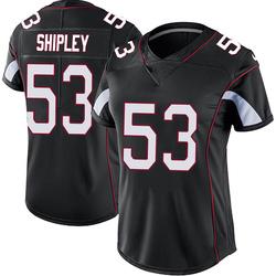 A.Q. Shipley Arizona Cardinals Women's Limited Vapor Untouchable Nike Jersey - Black
