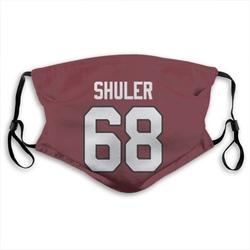 Adam Shuler Arizona Cardinals Reusable & Washable Face Mask