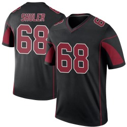 Adam Shuler Arizona Cardinals Youth Color Rush Legend Nike Jersey - Black