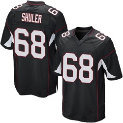 Adam Shuler Arizona Cardinals Youth Game Alternate Nike Jersey - Black