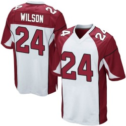 Adrian Wilson Arizona Cardinals Men's Game Nike Jersey - White