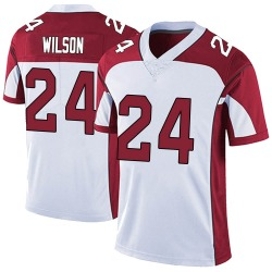 Adrian Wilson Arizona Cardinals Men's Limited Vapor Untouchable Nike Jersey - White