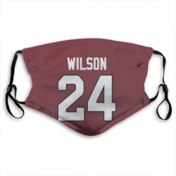 Adrian Wilson Arizona Cardinals Reusable & Washable Face Mask