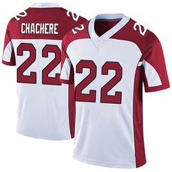 Andre Chachere Arizona Cardinals Men's Limited Vapor Untouchable Nike Jersey - White