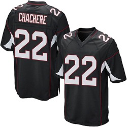 Andre Chachere Arizona Cardinals Youth Game Alternate Nike Jersey - Black