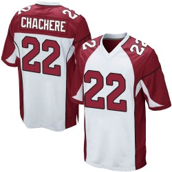 Andre Chachere Arizona Cardinals Youth Game Nike Jersey - White