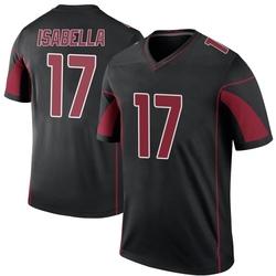 Andy Isabella Arizona Cardinals Men's Color Rush Legend Nike Jersey - Black