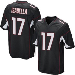 Andy Isabella Arizona Cardinals Men's Game Alternate Nike Jersey - Black