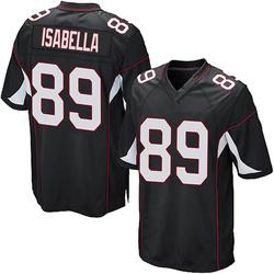 Andy Isabella Arizona Cardinals Men's Game Alternate Nike Jersey - Black