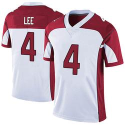 Andy Lee Arizona Cardinals Men's Limited Vapor Untouchable Nike Jersey - White