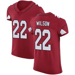 Bejour Wilson Arizona Cardinals Men's Elite Team Color Vapor Untouchable Nike Jersey - Red
