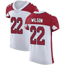Bejour Wilson Arizona Cardinals Men's Elite Vapor Untouchable Nike Jersey - White