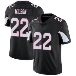 Bejour Wilson Arizona Cardinals Men's Limited Vapor Untouchable Nike Jersey - Black
