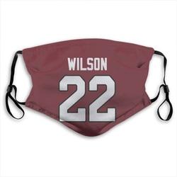 Bejour Wilson Arizona Cardinals Reusable & Washable Face Mask