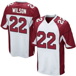 Bejour Wilson Arizona Cardinals Youth Game Nike Jersey - White