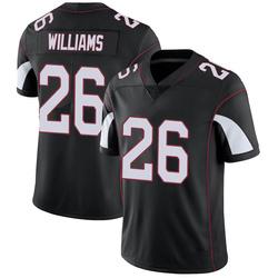 Brandon Williams Arizona Cardinals Men's Limited Vapor Untouchable Nike Jersey - Black