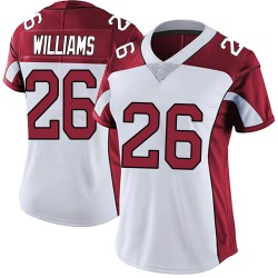 Brandon Williams Arizona Cardinals Women's Limited Vapor Untouchable Nike Jersey - White