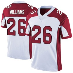 Brandon Williams Arizona Cardinals Youth Limited Vapor Untouchable Nike Jersey - White