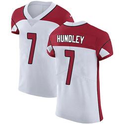 Brett Hundley Arizona Cardinals Men's Elite Vapor Untouchable Nike Jersey - White