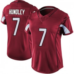 Brett Hundley Arizona Cardinals Women's Limited Vapor Team Color Untouchable Nike Jersey - Red