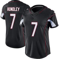 Brett Hundley Arizona Cardinals Women's Limited Vapor Untouchable Nike Jersey - Black