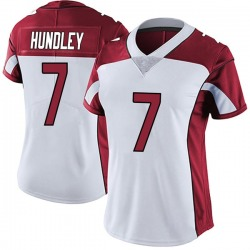 Brett Hundley Arizona Cardinals Women's Limited Vapor Untouchable Nike Jersey - White