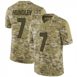 Brett Hundley Arizona Cardinals Youth Limited 2018 Salute to Service Jersey - Camo