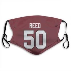 Brooks Reed Arizona Cardinals Reusable & Washable Face Mask