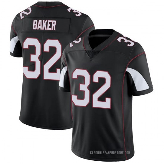 Budda Baker Arizona Cardinals Men's Limited Vapor Untouchable Nike Jersey - Black