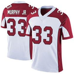 Byron Murphy Arizona Cardinals Men's Limited Vapor Untouchable Nike Jersey - White