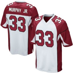 Byron Murphy Arizona Cardinals Youth Game Nike Jersey - White