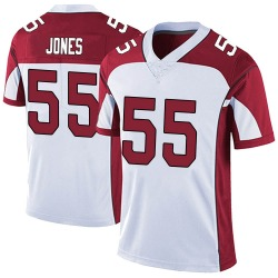 Chandler Jones Arizona Cardinals Men's Limited Vapor Untouchable Nike Jersey - White
