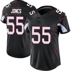 Chandler Jones Arizona Cardinals Women's Limited Vapor Untouchable Nike Jersey - Black