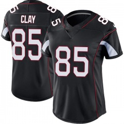 Charles Clay Arizona Cardinals Women's Limited Vapor Untouchable Nike Jersey - Black