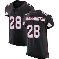 Charles Washington Arizona Cardinals Men's Elite Alternate Vapor Untouchable Nike Jersey - Black
