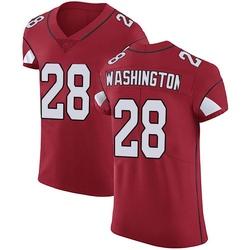 Charles Washington Arizona Cardinals Men's Elite Team Color Vapor Untouchable Nike Jersey - Red