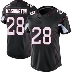 Charles Washington Arizona Cardinals Women's Limited Vapor Untouchable Nike Jersey - Black
