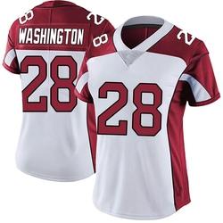 Charles Washington Arizona Cardinals Women's Limited Vapor Untouchable Nike Jersey - White