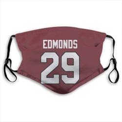Chase Edmonds Arizona Cardinals Reusable & Washable Face Mask