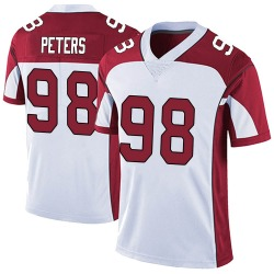 Corey Peters Arizona Cardinals Youth Limited Vapor Untouchable Nike Jersey - White