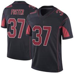 D.J. Foster Arizona Cardinals Men's Limited Color Rush Vapor Untouchable Nike Jersey - Black
