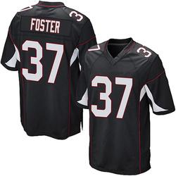 D.J. Foster Arizona Cardinals Youth Game Alternate Nike Jersey - Black