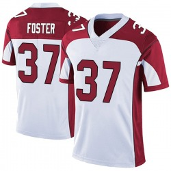 D.J. Foster Arizona Cardinals Youth Limited Vapor Untouchable Nike Jersey - White