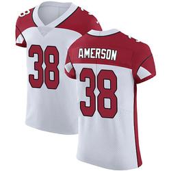 David Amerson Arizona Cardinals Men's Elite Vapor Untouchable Nike Jersey - White