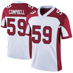 De'Vondre Campbell Arizona Cardinals Men's Limited Vapor Untouchable Nike Jersey - White