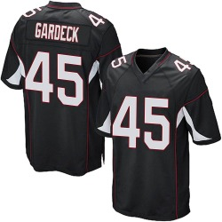 Dennis Gardeck Arizona Cardinals Men's Game Alternate Nike Jersey - Black