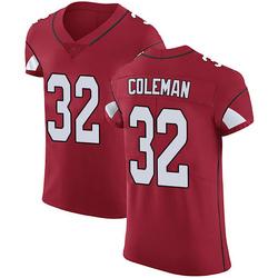 Derrick Coleman Arizona Cardinals Men's Elite Team Color Vapor Untouchable Nike Jersey - Red