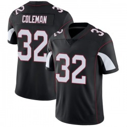 Derrick Coleman Arizona Cardinals Men's Limited Vapor Untouchable Nike Jersey - Black