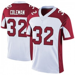 Derrick Coleman Arizona Cardinals Men's Limited Vapor Untouchable Nike Jersey - White